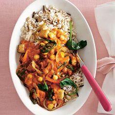 Spinach curry - Dutch recipe