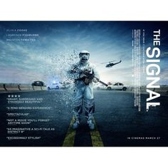 The Signal Movie Poster #5