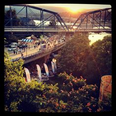 chattanooga...lived here for a little while at age 18 and now I'm back!