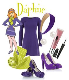 "Daphne from ""Scooby Doo"" 