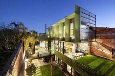 Elegante Residenz in Melbourne - Alte Lagerhalle erwacht zum neuen Leben - #Architektur