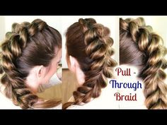 Cute and Easy Ponytail Hairstyle For School | School Hairstyles - YouTube