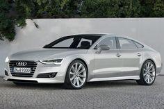 Erlkönig Audi A9: Riesige Sportsänfte - Auto | STERN.DE