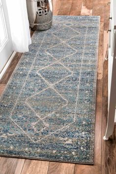 Rugs USA - Area Rugs in many styles including Contemporary, Braided, Outdoor and Flokati Shag rugs.Buy Rugs At America's Home Decorating SuperstoreArea Rugs Decor, Blue Rug, Beautiful Carpet, Blue, Rugs, Nuloom, Medallion, Home Decor, Area Rugs