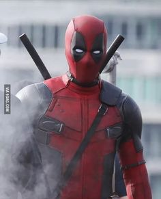 Another Deadpool on set pic. The suit really is on point. If this is real...This movie is going to be the Truth
