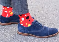 Be Bold, Be Different. Soxy men's socks.