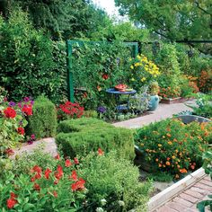 Undo the Dry Spell: Gardens and Plants 10 Perfect Garden