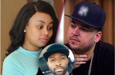 Hackers reveal messages between Blac Chyna, her lovers & friends on how she used Rob Kardashian for her own good