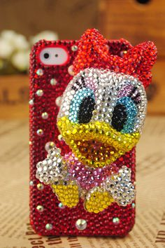 daisy 3d iphone case