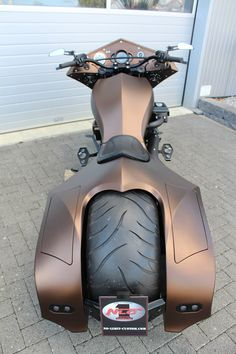 Bagger - V-Rod - No Limit Custom
