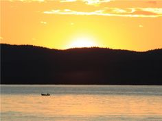NOTE: We are not accepting any further reservations prior to June 26 at this time due to the restrictions in place imposed by the Ontario . Cottage Rentals, Sunset, Outdoor, Outdoors, Sunsets, Outdoor Games, The Great Outdoors, The Sunset