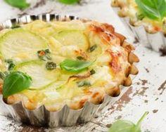 Tartelettes minceur courgette, poulet et gouda light : http://www.fourchette-et-bikini.fr/recettes/recettes-minceur/tartelettes-minceur-courgette-poulet-et-gouda-light.html