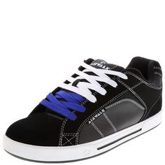 Hit up the skate park after school in these stylish sneakers.