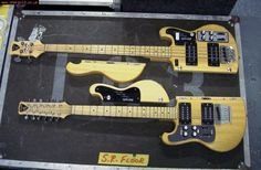 double neck guitar | Guitar Collector Forum • View topic - Hayman Double-Neck / Shergold ...