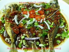 My household capers!: RECIPE: FRIED FISH IN TAMARIND AND SWEET SOY SAUCE