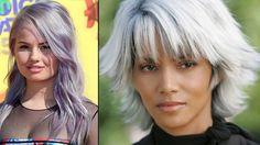 Granny hair: a moda do cabelo grisalho entre as famosas e fashionistas