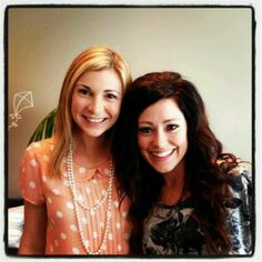 Two anointed worshippers: Kim Walker-Smith and Kari Jobe!!!