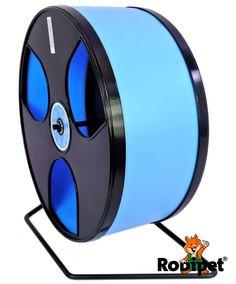 30 cm diameter Wheel Wobust Wheel Black/Light Blue: Amazon.co.uk: Pet Supplies