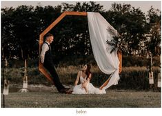 Creative Wedding Photography, Outdoor Decor