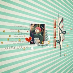 1 photo + scatters + journaling