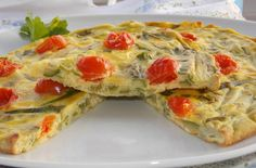But today's omelet beats all the other omelet healthy recipes, because it is baked. So, fit girls, check out this delicious healthy recipe and get ready to bake.