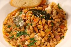 Recipe Of The Day: Tuscan White Beans Recipe From Chef James Tahhan : Food : Latin Times