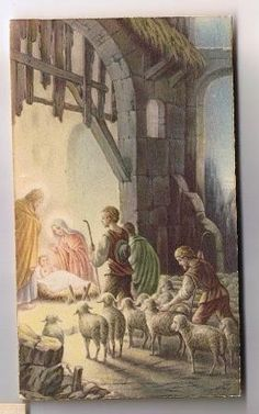 Vintage Holy Cards Prayer Cards Late by TheIDconnection on Etsy, $10.00