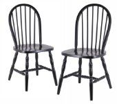 Windsor chairs for $48 apiece