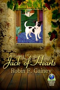 Jack of Hearts is a novel of literary fiction told from the point of view of a small, aristocratic dog named Shimoni. This imaginative first novel explores themes of fidelity and honor and offers a fresh perspective of Italian culture and amore.   Shimoni's passion for Italian cuisine and Elvis are rivaled only by his devotion to his masters, a Roman Count and Countess. However, his discovery that Il Conte is having an affair imperils his comfortable life.