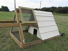 chicken tractor - Bing images
