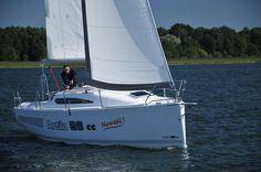 Jacht żaglowy Antila 26CC