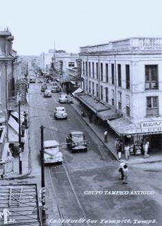 Calle Muelle esq Fco.I.Mdero 1953