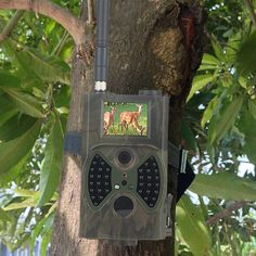 127.58$  Buy here - http://aiswn.worlditems.win/all/product.php?id=32269633412 - 2PCS 12MP 940nm invisible SMTP GPRS GSM MMS night vision trail camera HC300M
