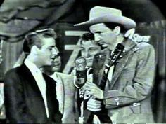 ▶ Town Hall party TV show 1959 starring Eddie Cochran.. - YouTube