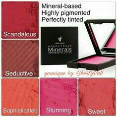 Younique Moodstruck Minerals Pressed Blusher is a mineral-based, highly-pigmented, perfectly tinted blush. Younique Blushers, Makeup Younique, Younique Touch, How To Apply Blusher, Blusher Brush, Blusher Makeup, Blusher Tips, Homemade Blush, Natural Face Cream