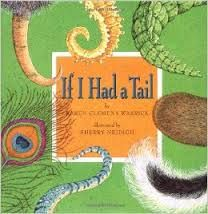If I Had a Tail by Karen Warrick book jacket