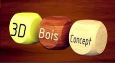 www.3dboisconcept.com le nouveau site web du bureau d'étude destiné aux industriels de l'ameublement dirigé par Christophe Colin.