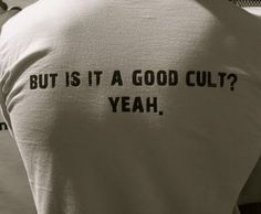 I'd say Crossfit is a great cult