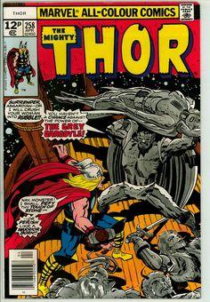 Thor 258 (FN/VF 7.0) pence