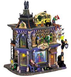 Village Scary Ghost Catcher 4054983 NIB Dept 56 Halloween