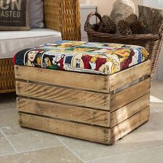 Wooden crate is comes in every house food times and grocery so you can recycle these wooden crates. We come here amazing ideas of recycling wood crates into home furniture and other household thing...