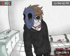 ...the rec. thing makes me think this is a fan made fnaf game which is fnac (five nights at creepypasta)