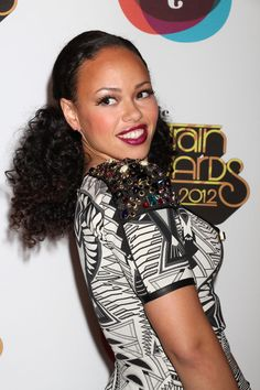 Elle Varner Photo - Daley on the red carpet for the 2012 Soul Train Awards in Las Vegas