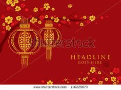 Image result for chinese new year building label