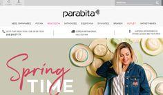 Parabita - Γυναικεία ρούχα σε μεγάλα μεγέθη | Online Καταστήματα - Webfly.gr