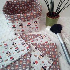 ZD Lingettes lavable en coton et éponge de bambou.