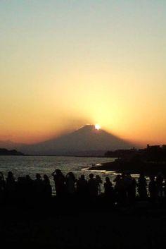 kamakura, Japan  Mt.Fuji