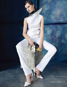 Haya Magazine March 2015 | Kamila Filipcikova | Jonas Jensen