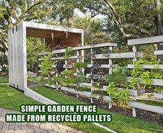 More Amazing Uses For Old Wooden Pallets - i Did A Funny