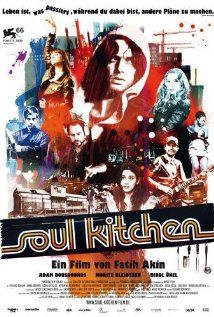 SOUL KITCHEN - a comedy film by German director Fatih Akın for a co-authored with actor Adam Bousdoukos script. The film had its world premiere on 10 September 2009 as part of the Venice Film Festival, where it won the Special Jury Prize. Top Movies, Great Movies, Movies To Watch, Awesome Movies, Louis Armstrong, Shanghai, Jan Fedder, Kitchen Poster, Gastronomia